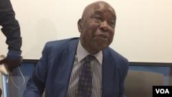 War veterans leader Christopher Mutsvangwa