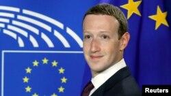 مارک زکربرگ سی ای او فیس بک
