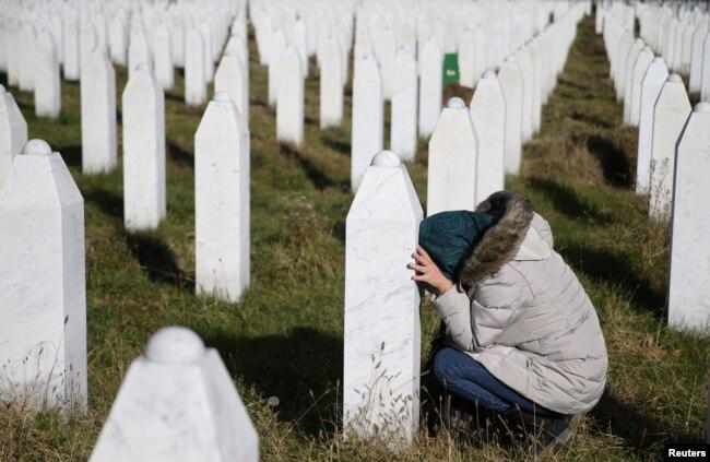 Memorijalni centar Potočari, Srebrenica, 2018.