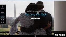 Barack y Michelle Obama señalan que seguirán en la lucha por los ideales del pueblo estadounidense junto a todos los ciudadanos.
