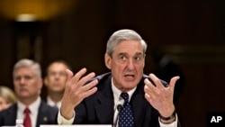 """特别检察官罗伯特·穆勒据报将于近日结束""""通俄调查""""。该调查报告的内容以及形式引发各方关注和猜测。"""