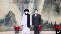 چین کی حکومت افغان طالبان پر زور ڈال رہی ہے کہ وہ افغانستان میں ای ٹی آئی ایم کے خلاف کارروائی کریں۔ (فائل فوٹو)