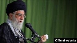 Aiatola khamenei, líder supremo do Irão