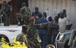 Onésime Kabayabaya joint par Idriss Fall