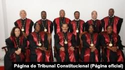 Juízes do Tribunal Constitucional de Angola