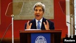 El secretario John Kerry y Juan Manuel Santos se encuentran en Londres y participarán de la cumbre internacional contra la corrupción.