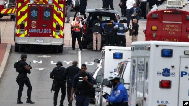 Стрельба у Капитолия, убита женщина