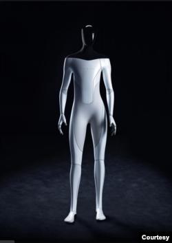 Tesla Bot, humanoid robot prototype. (Courtesy: TESLA)