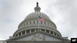 Kubah gedung Capitol di Washington, D.C., 4 Mei 2017 (Foto: dok).