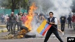 Ekvador'da Olağanüstü Durum