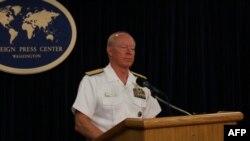 Đô đốc Robert Willard, Tư lệnh các lực lượng Hoa Kỳ tại Thái Bình Dương