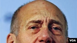 Mantan Perdana Menteri Israel Ehud Olmert mengungkit pernyataan yang menurutnya disampaikan oleh mantan Presiden AS George W. Bush.