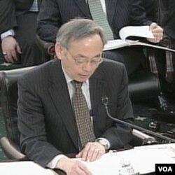 Steven Chu, američki ministar za energiju