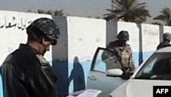 İraqda yaraqlılar polis qərargahına hücum edib
