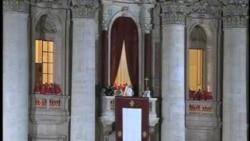 Primer día del Papa