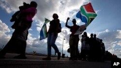 """La mayoría de personas a quienes se les pregunta por el legado de Mandela mencionan la palabra """"unidad"""" como la herencia más importante."""