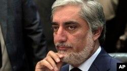 """داکتر عبدالله می گوید """"سلامت افغانستان، سلامتی ماست"""""""