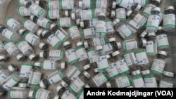 Vaccine ngừa COVID-19 do Sinopharm (Trung Quốc) sản xuất.