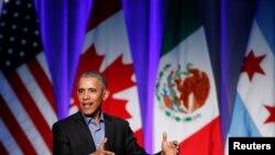 Sabiq prezident Barak Obama