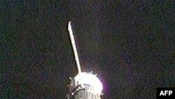 Международная космическая станция. Фото НАСА