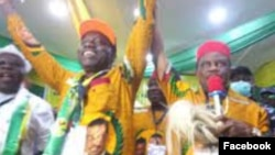 Charles Soludo ya lashe zaben fidda gwani na APGA.