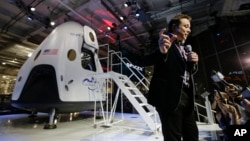 SpaceX Spacecraft