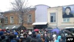 Южная Осетия: #снежнаяреволюция