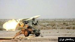 سپاه پاسداران انقلاب ایران، این تمرینات را در ولایت شمالی سمنان اجرا کردند