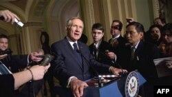 Лідер демократичної більшості в Сенаті США Гаррі Рід
