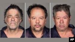 미국 클리브랜드에서 이웃 여성 3명을 차례로 납치해 10년간 감금해온 50대 용의자 형제 3명. 왼쪽부터 오닐 카스트로, 아리엘 카스트로, 페드로 카스트로.