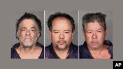 Onil, Arijel i Pedro Kastro, uhapšeni su posle oslobađanja tri mlade žene u Klivlendu