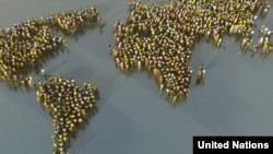 本週六是世界人口日