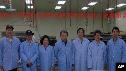 台湾汉翔公司研制AMS热控系统之热辐射器