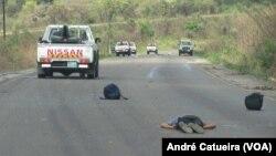 Ataque a caravana militar da Renamo causa nove mortos