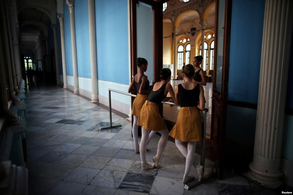 Kuba - Havananın Milli Balet Məktəbi