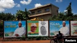 Mali vai votos a 29 de Julho