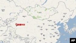 中國新疆和田市