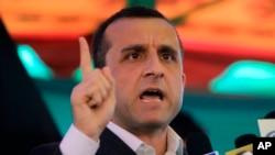 ارگ میگوید که استعفا نامۀ رسمی امرالله صالح را دریافت نکرده است.