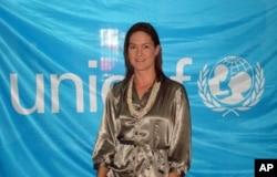 Mariana Muzzi, especialçistas em assuntos infantis na UNICEF de Maputo