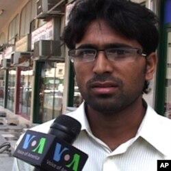 دبئی میں مقیم عرفان