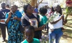 Report on Itai Dzamara Filed By Patricia Mudadigwa