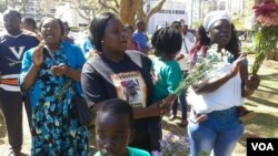 Report on Itai Dzamara Filed By Patricia Mudadigwa