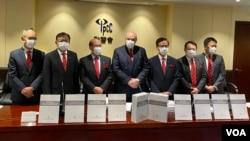 香港监警会5月15日公布反修例运动专题审视报告 (美国之音/汤惠芸)