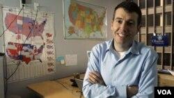 """David Plouffe es además escritor de """"La audacia de ganar"""", sobre la campaña que llevó a Obama a la Casa Blanca."""