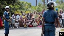 布隆迪局勢氣氛緊張