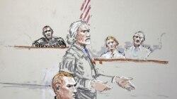 محاکمه کلوين گيبز در دادگاه نظامی