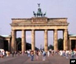 برلن میں برانڈنبرگ گیٹ
