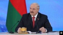 Президент Беларуси Александр Лукашенко (архивное фото)