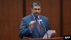 Rais wa Yemen Abdrabuh Mansur Hadi.
