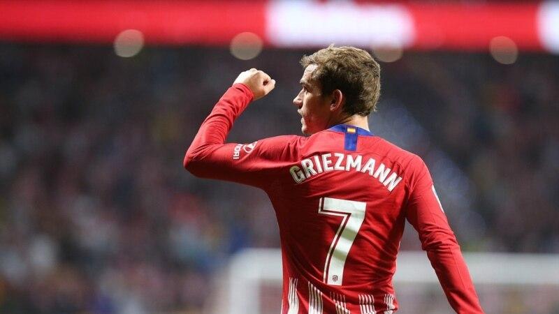 Clap de fin pour Antoine Griezmann avec l'Athletico Madrid